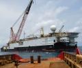 Barge Saipem S355